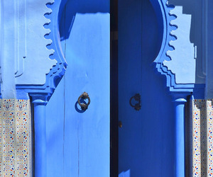 blue, door, and entry image