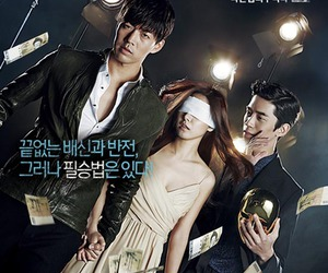 kim so eun, liar game, and lee sang yoon image