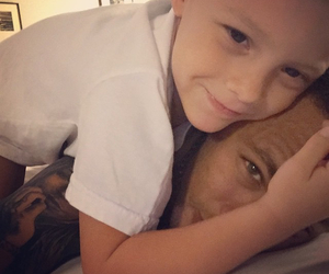 neymar, son, and davi lucca image