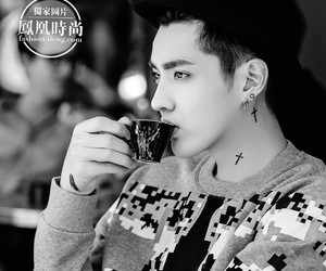 model, exo?, and kris image