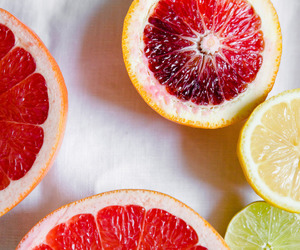 color, fruit, and lemon image