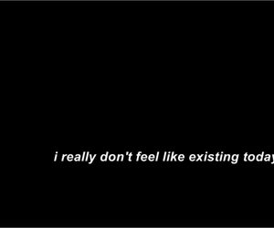 exist, fashion, and feelings image