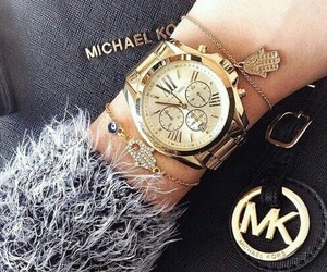 watch, Michael Kors, and mk image