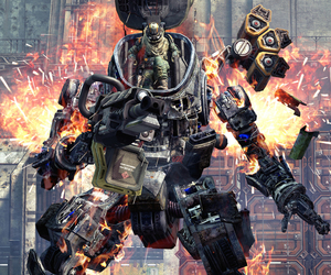 game, windows, and titanfall image