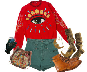 90s, aesthetic, and clothing image