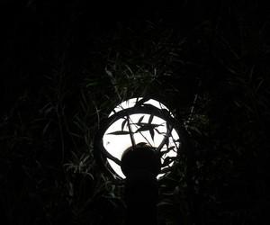 art, light, and night image