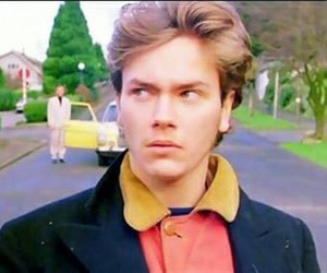 my own private idaho, river phoenix, and gif image
