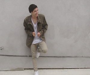 fall, men's fashion, and ootd image