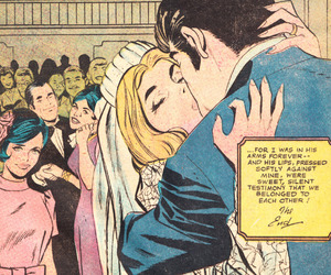 60's, art, and comic image