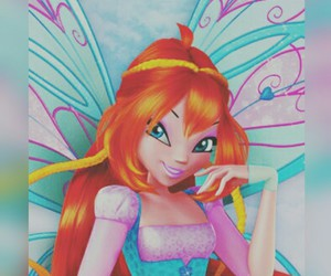 bloom, fairy, and winx image