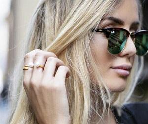 blonde, fashion, and luxury image