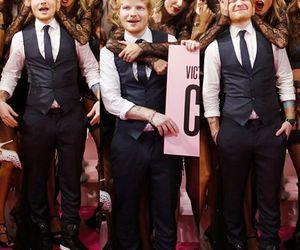 model, Taylor Swift, and ed sheeran image