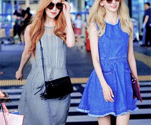 snsd, yoona, and seohyun image