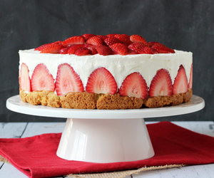 awesome, cheesecake, and delicious image