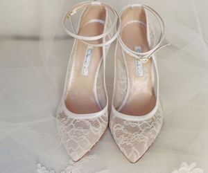 wedding and shoes image