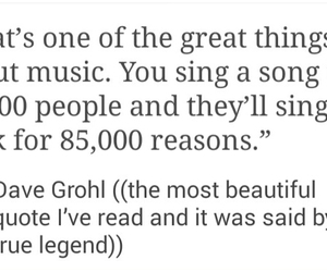 dave grohl and quote image
