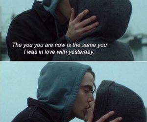 love, if i stay, and quote image