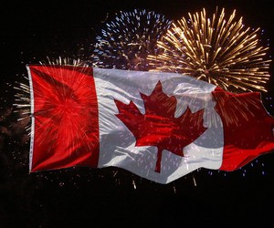 canada day, happy canada day, and canada day 2015 image