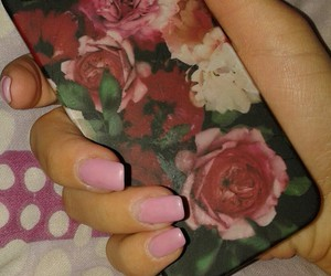 case, pink, and cases image