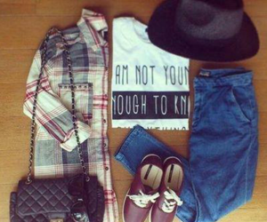outfit, clothes, and forever 21 image