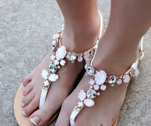shoes, summer, and fashion image