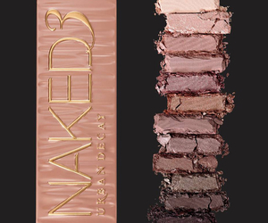 makeup, naked3, and urban decay image