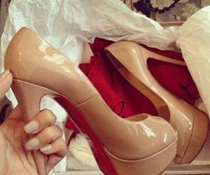 glamour, shoes, and heels image