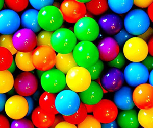 colors, gum, and candy image