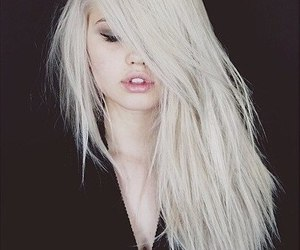 hair, debby ryan, and blonde image