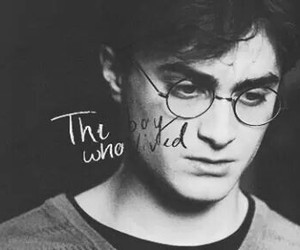 harry potter, childhood, and the boy who lived image