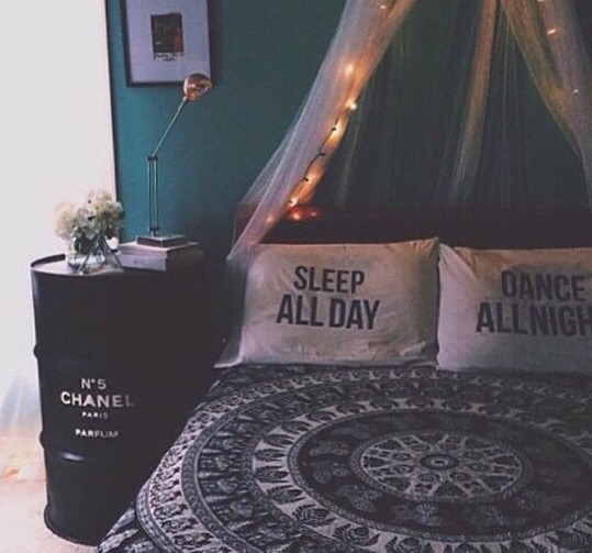 bedroom, room goals, and ideas image