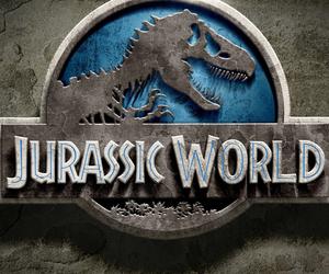 t rex, jurrasic park, and jurrasic world image