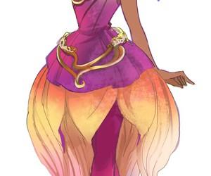 tiana, disney princess, and the Princess and the frog image