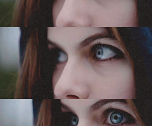 eyes, radioactive, and alexandra daddario image