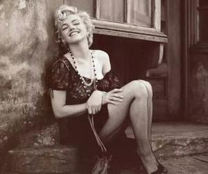 beauty, Marilyn Monroe, and smile image