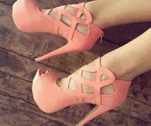 beautiful, heels, and summer image