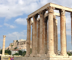 adventure, arquitectura, and Athens image