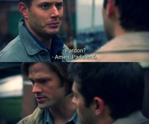 jared padalecki, Jensen Ackles, and movie image