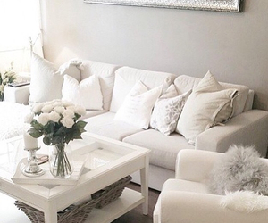 home, inspiration, and white image