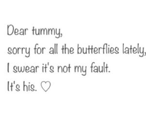 butterflies, emotion, and feelings image