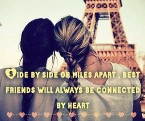 best friends, friendship, and ♥ image