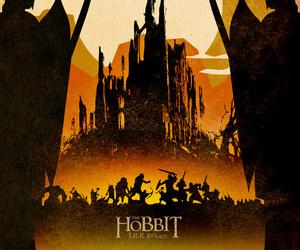 company, gandalf, and hobbit image