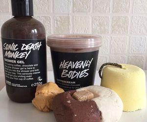 buy, lush, and products image