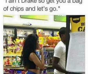 baby, bae, and Drake image
