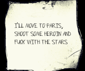 Lyrics, MGMT, and quote image