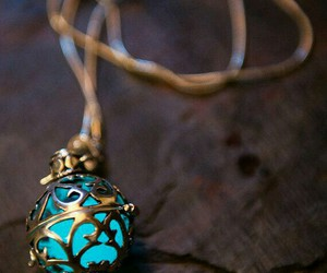 necklace, jewelry, and magic image
