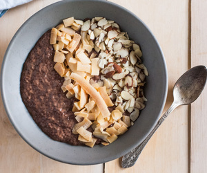 almond, chocolate, and coconut image