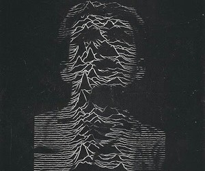 joy division, art, and grunge image