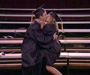 boy meets world, graduation, and couple image