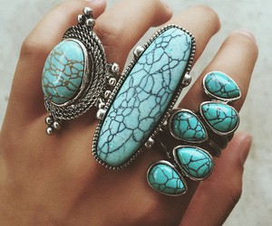 accessories, bohemian, and fashion image